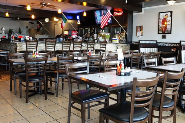 Azteca Mexican Grill family Mexican restaurant.