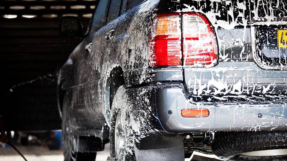 car wash auto wash