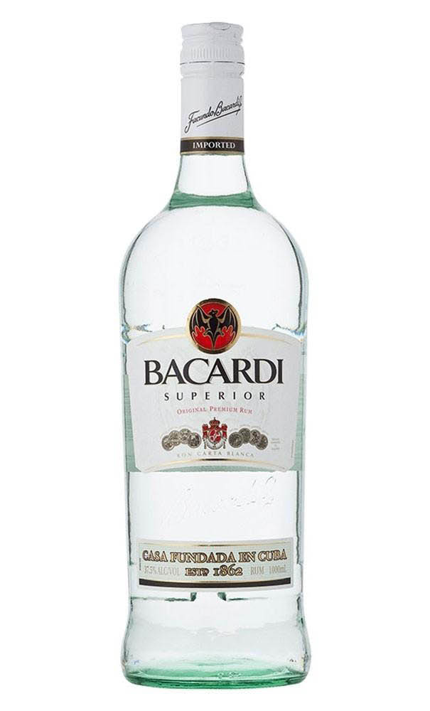 Bacardi Fine Imported Rum; liquor stores in Long Island