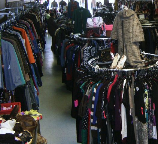 consignment, clothes, accessories