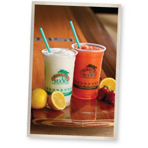 Bahama Buck's Albuquerque drinks smoothies shaved ice fruit