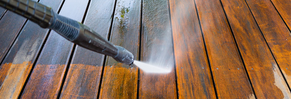 Baker Home Solutions - Power Washing logo