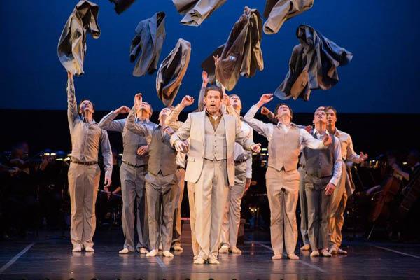 BalletMet dance studio.