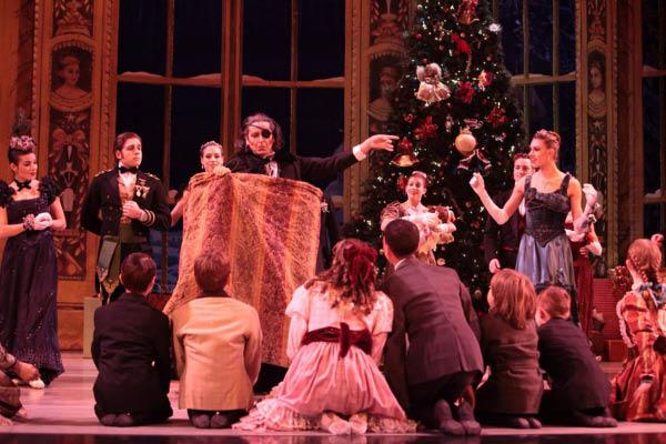 BalletMet the Nutcracker.