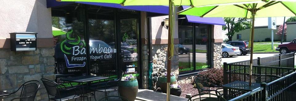 Bamboo Frozen Yogurt Cafe in Mechanicsburg, PA banner