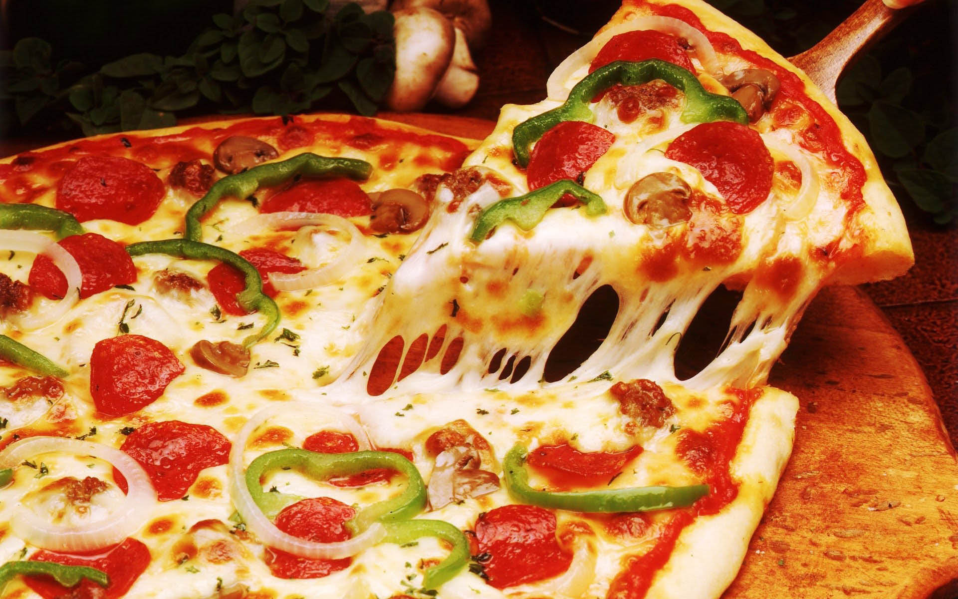 Pizza coupons for savings on freshly made pizza