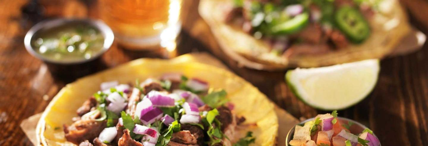 Authentic Mexican Tacos!