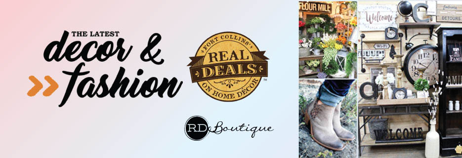 Real Deals on Home Decor in Fort Collins