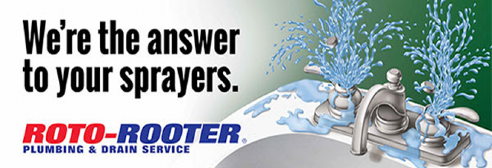 Roto-Rooter Plumbing & Water Cleanup in South Jersey banner