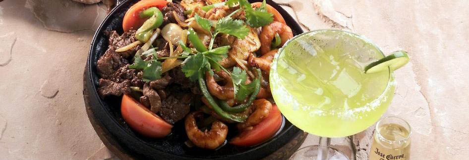 La Casita Mexican Food, Margaritas and Fajitas in Cathedral City CA banner