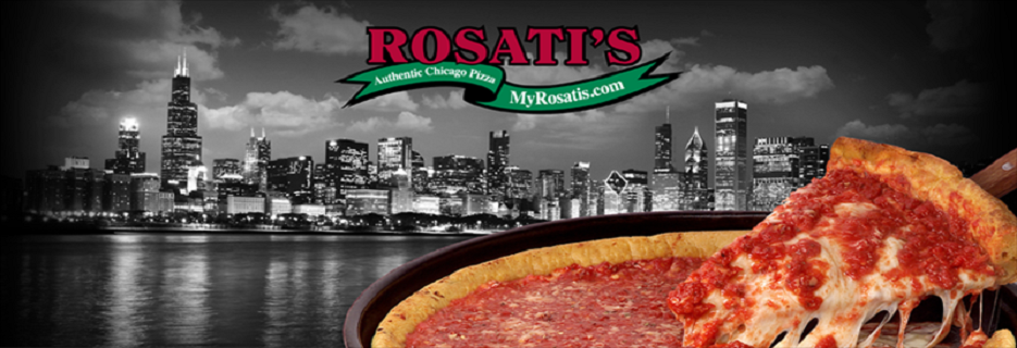 deep dish chicago style pizza rosati's pizzeria discounts and coupons