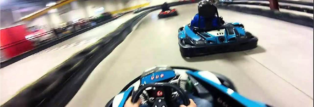 Racing at it's best! Come join the fun. New Track Layout & Barriers!