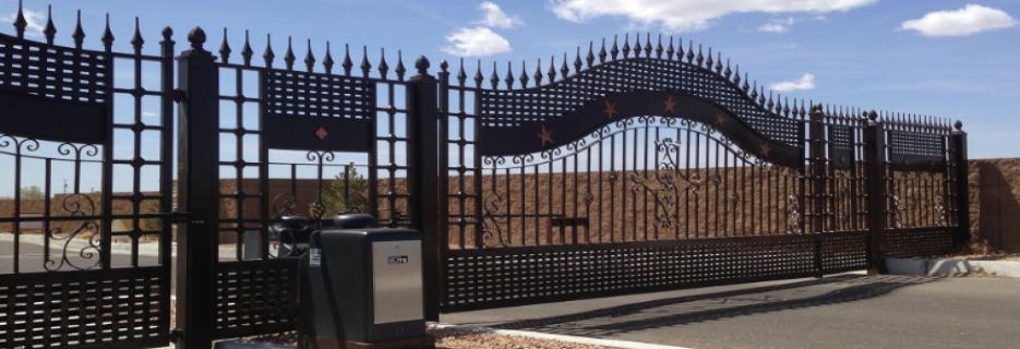 Barnett Aldon Ironworks - Albuquerque, NM banner