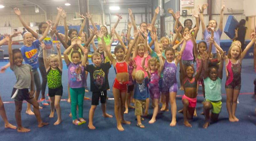 Gymnastics classes near Humble, Tx
