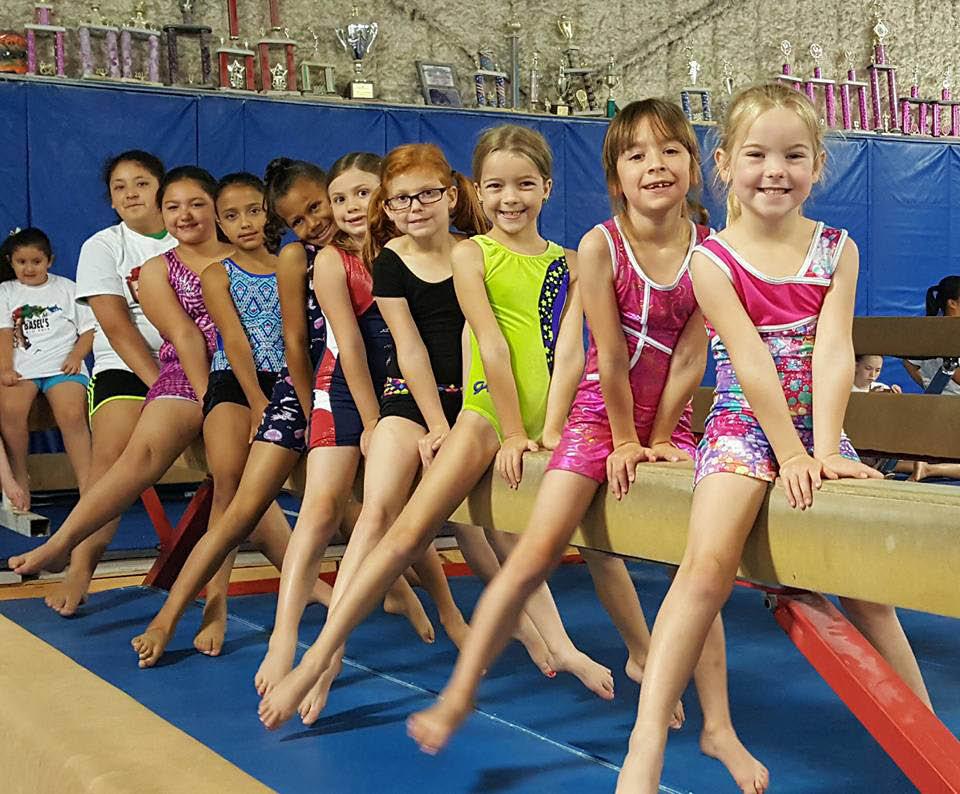 Gymnastics For Kids near The Woodlands, TX