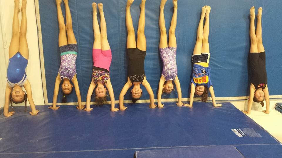 Gymnastics classes near Kohrville, TX