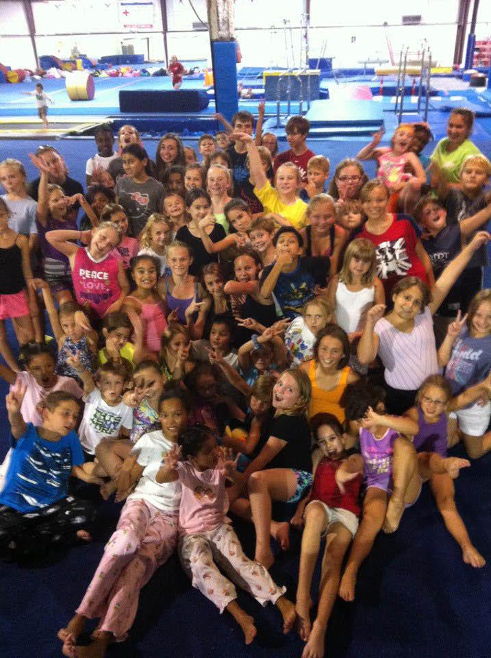 Gymnastics For Kids in Houston