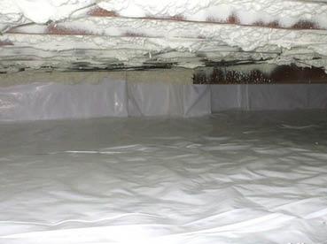 spray insulation; crawl space repair companies in New York