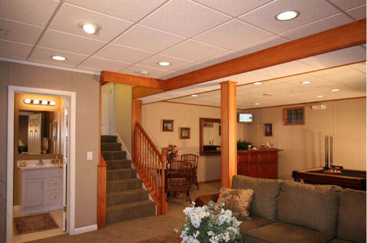 Basement ideas for home improvement