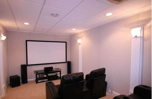 home improvement, basement ideas