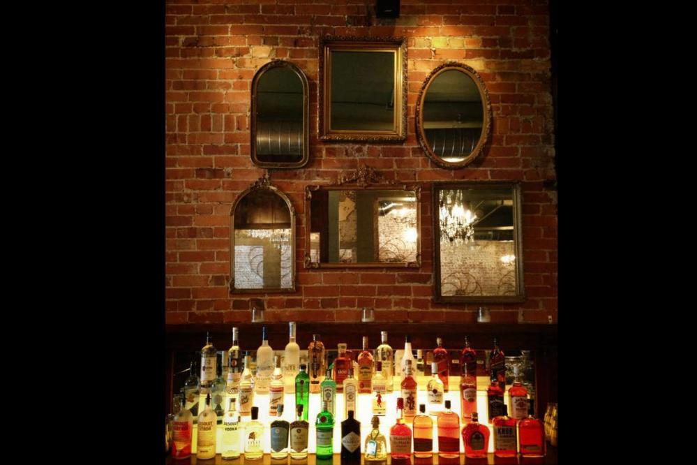 Basil Restaurant Top Shelf Bar