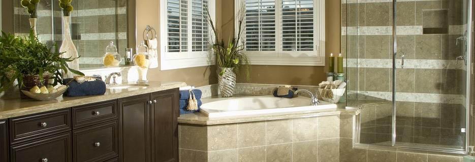 Bath Creations bathroom shower remodel