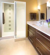 bathroom remodel, granite, countertops; fredericksburg, va