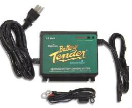 Battery accessories, battery power tender, battery charger, advanced battery charging system, Leesburg, VA