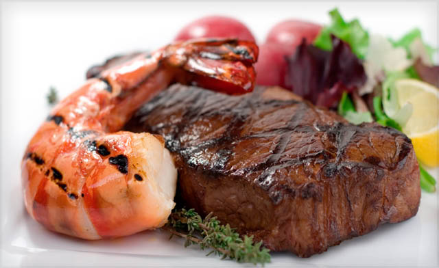Surf & Turf - the best of both worlds near East Cobb