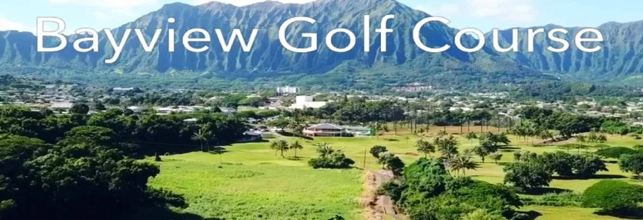 Bayview Golf Course in Kaneohe, HI banner