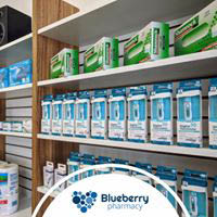 Blueberry Pharmacy pharmacy puzzles candy savings