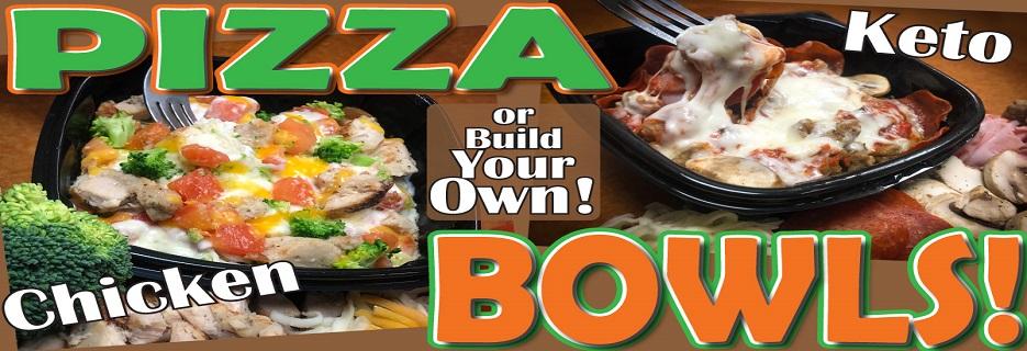 B.C. Pizza banner McDonough, GA