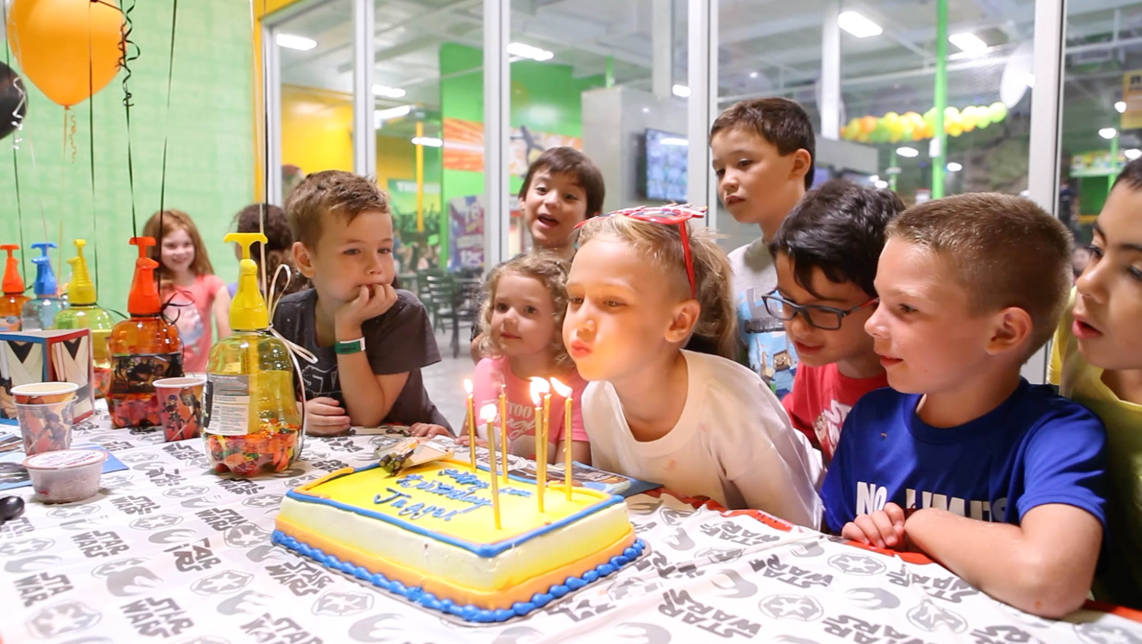 Birthday Party in WAYNE, NJ NEXT TO WILLOWBROOK MALL