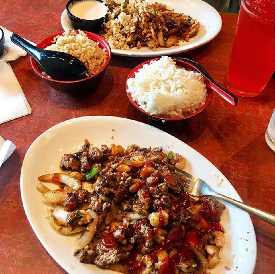 bd's mongolian grill healthy build your own stir fry toledo ohio
