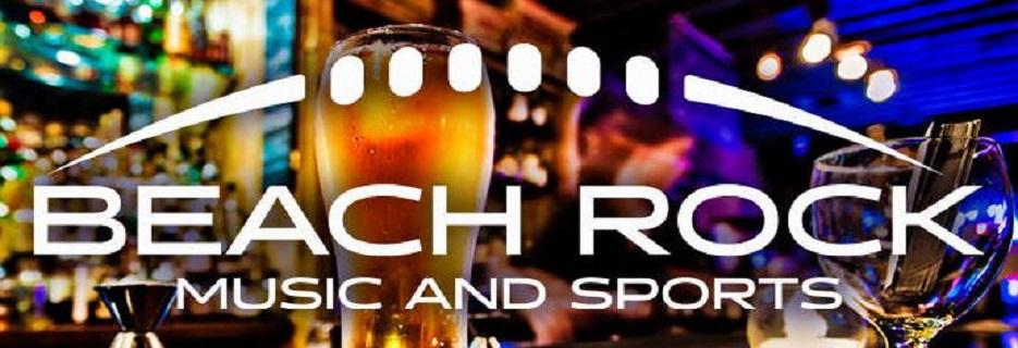Beach Rock Music & Sports Lounge in Suquamish, WA banner