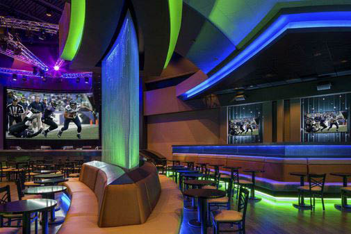 See our fantastic screens with sporting events on all the time