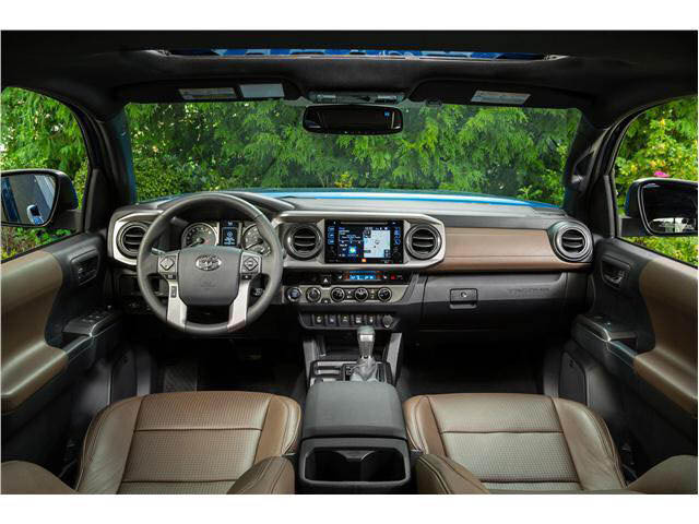 Toyota pays attention to every detail on vehicle interiors