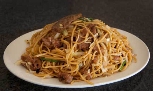 asian pearl bistro windsor colorado beef lo mein