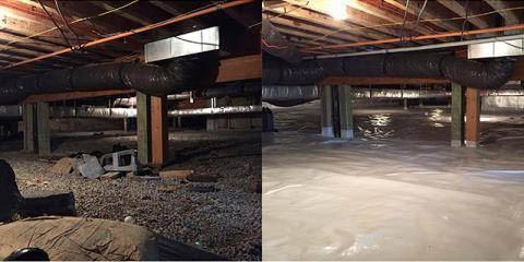 waterproof basement; value dry waterproofing serving va and md