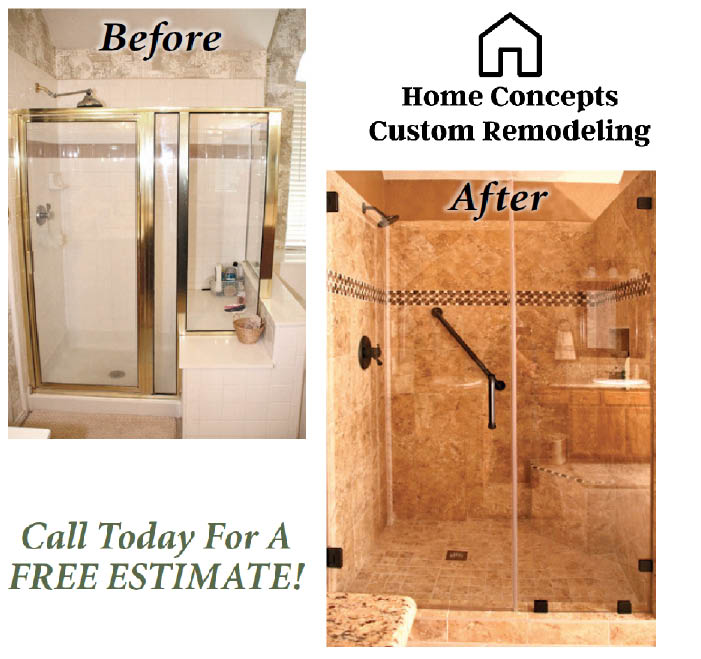 complete bathroom remodel, home remodeling and repair, kitchen remodeling services