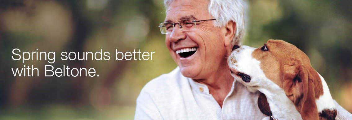 Beltone Hearing in Omaha, NE banner ad
