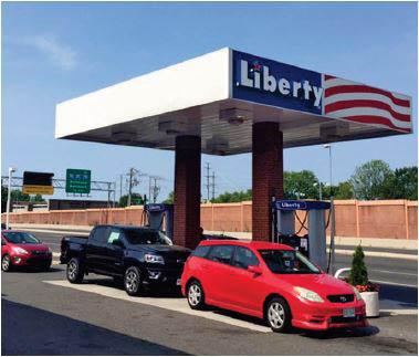 gas station, service center, car repair, oil change, vehicle maintenance; convenience store; alexandria, va