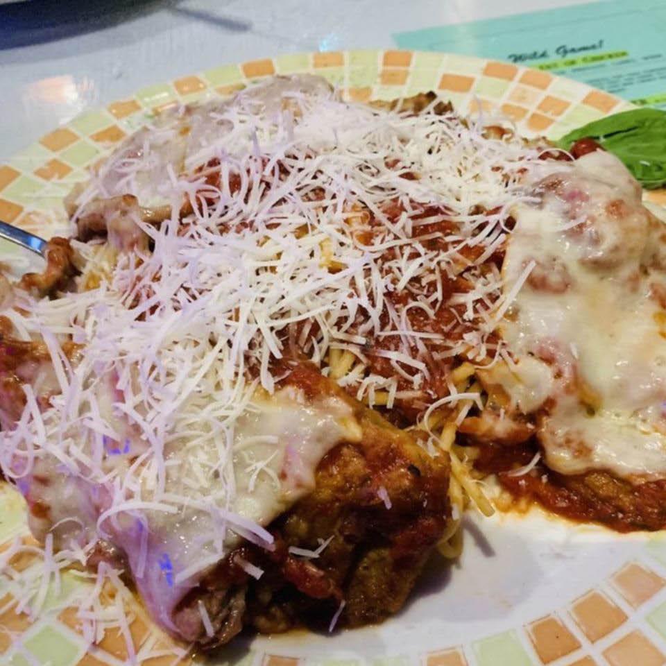 bendetto's ristorante italiano pasta dishes
