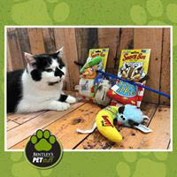 Pet Toys In All Sizes at Bentley's Pet Stuff in Whitemarsh GA
