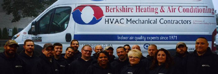 Berkshire Heating & Air Conditioning in Springfield, MA banner