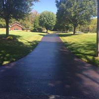 Small road asphalt paving and seal coating services near Mount Penn, PA
