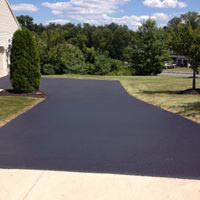 Driveway paving adds value to your Edenburg, PA home