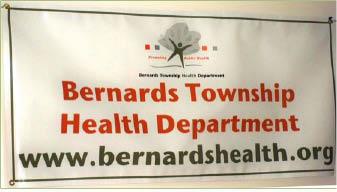 Bernards Township Health Dept., Basking Ridge