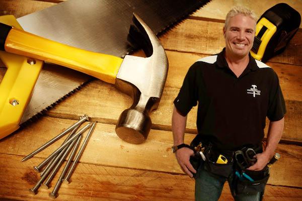 Best Handyman services of Greenfield owner Sheldon Gasek