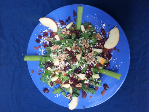 Blue Sky Salad